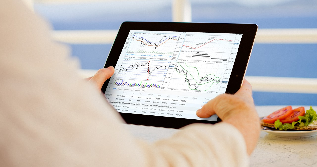 MetaTreader 4 Mobile Platforms the best trading solution when you are on the go