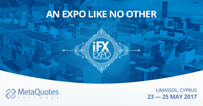 iFX EXPO International 2017 Expo