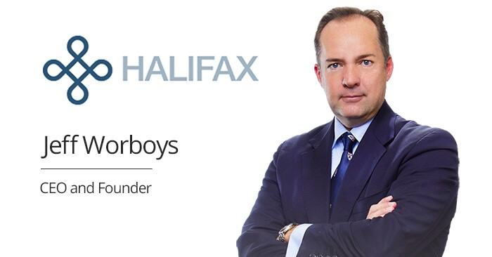 Jeff Worboys, CEO and Founder of Halifax Investment Services