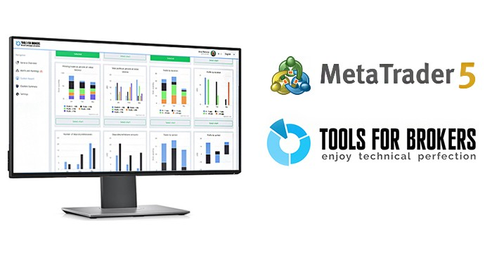 Tools for Brokers launches the Broker Business Intelligence module for MetaTrader 5