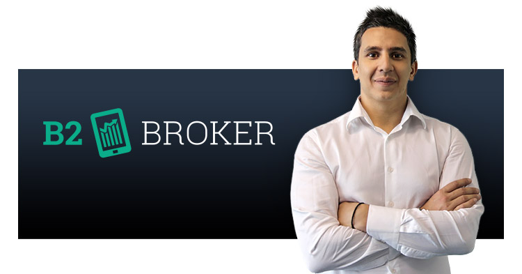 Artur Azizov, CEO of B2Broker