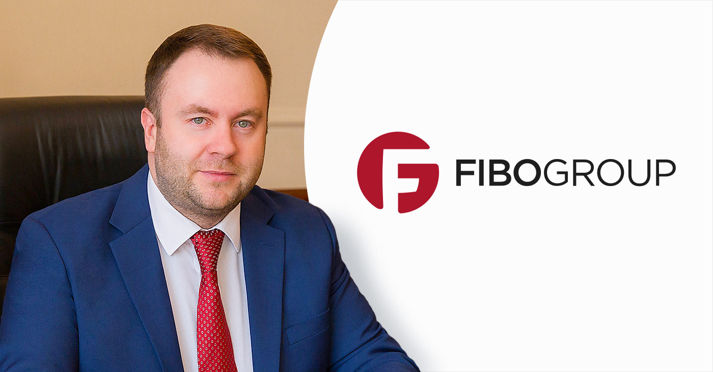 Mr Evgeny Usanov, FIBO Group Ltd