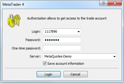 MetaTrader 4 Web | ActivTrades