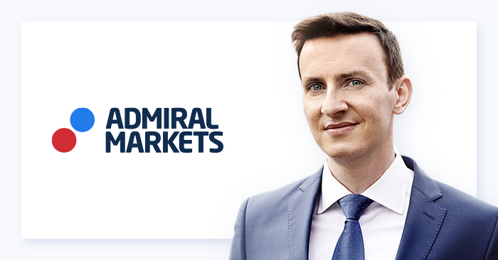 Admiral Markets Group AS管理委员会成员Jens Chrzanowski