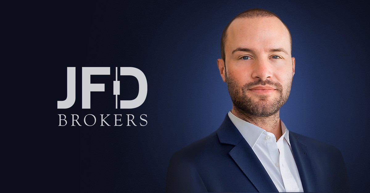Mr Lars Gottwik, JFD Brokers