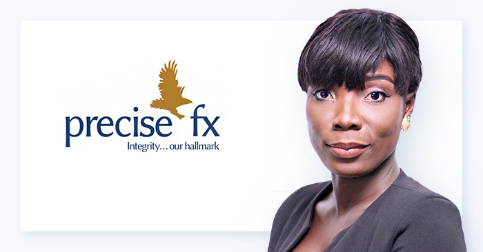 Matilda Danquah, Head of Marketing and Strategy at Precise FX