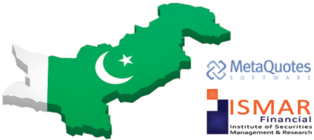 ISMAR Financial becomes the company's representative in Pakistan