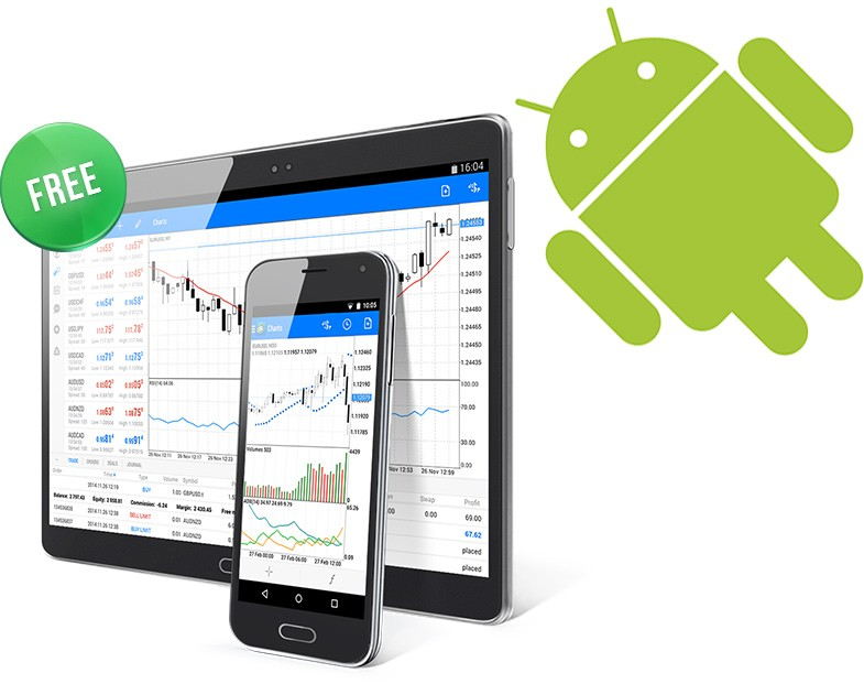 Download MetaTrader 4 for Android and Trade Forex Anywhere You Go