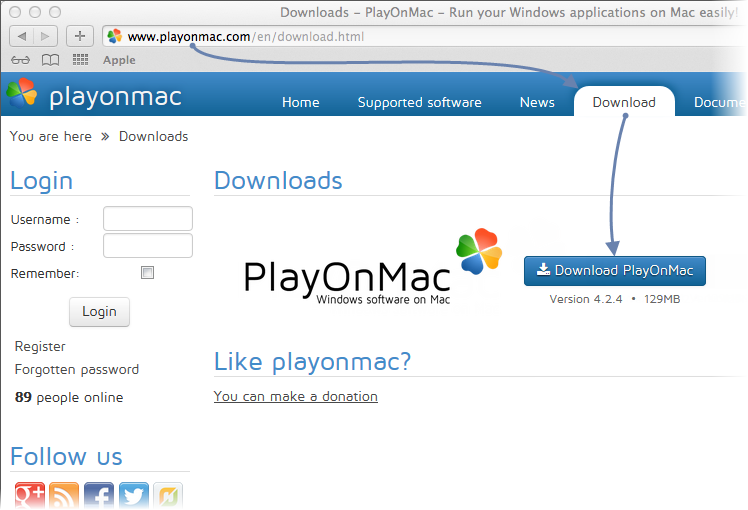 apple downloads mac