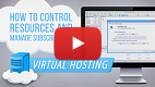 Watch video: How to Control Resources and Manage Subscriptions